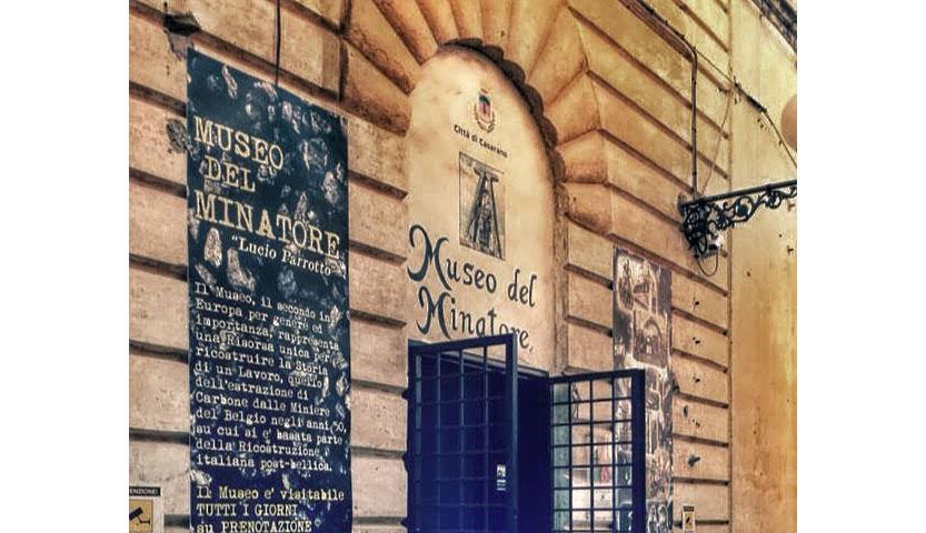 museo minatore casarano puglia musei salento