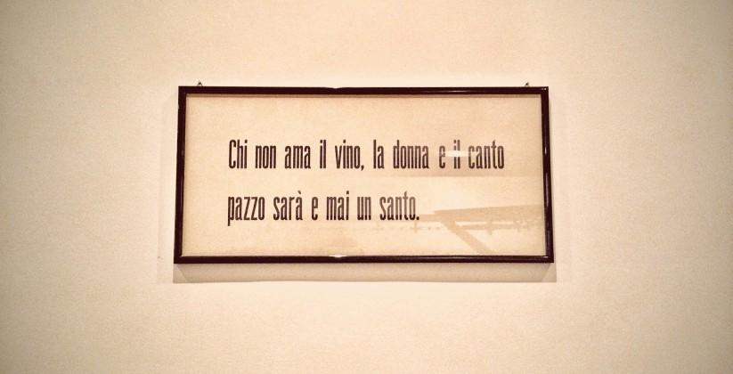 Museo del Vino Leone De Castris