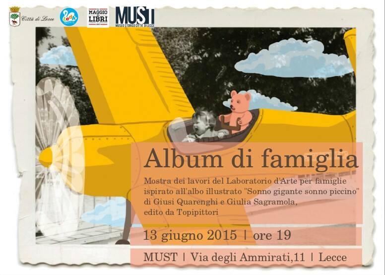 """Inaugurazione della mostra """"Album di Famiglia"""""""