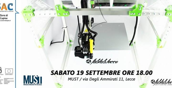 Inaugurazione FabLab Lecce