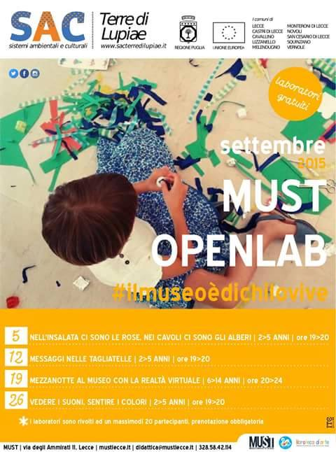 Must Open Lab