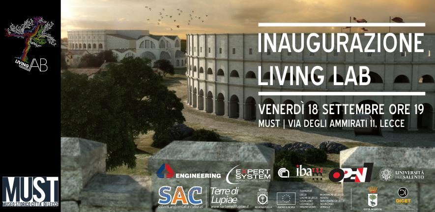 Inaugurazione Dicet LivingLab