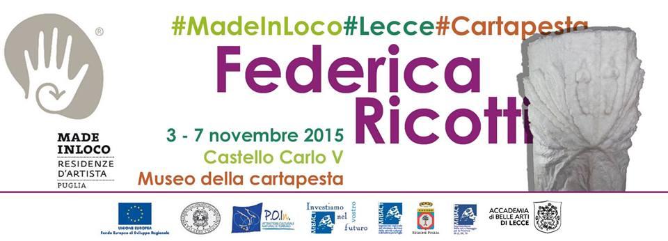 Federica Ricotti per Made in Loco