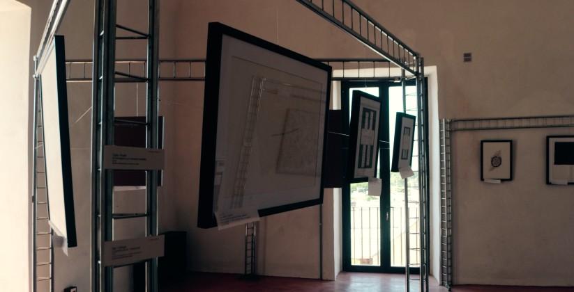 Allestimenti nel Museo d'arte contemporanea di Matino - MACMa