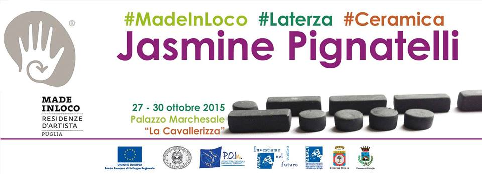 Made in Loco - Jasmine Pignatelli
