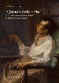 Questa maledetta vita- Raffaele Urraro