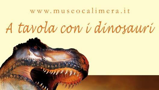 Pugliamusei_A tavola con i dinosauri_ museo calimera