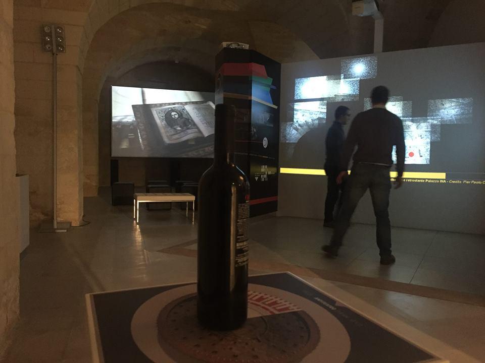Dal reale al virtuale-Percorso di vino alla scoperta della Lecce nascosta