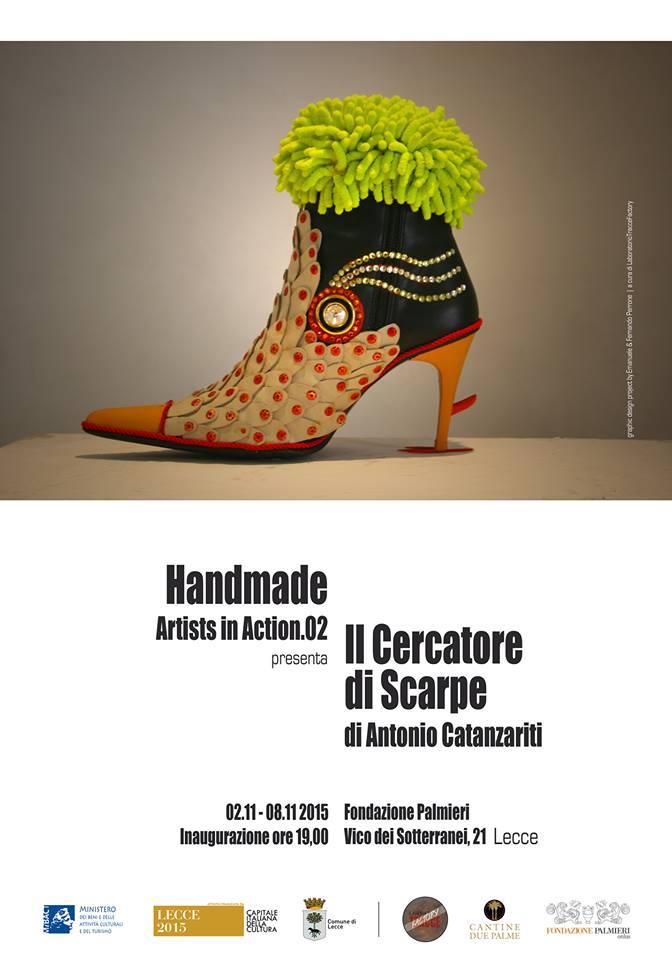 Il cercatore di scarpe- Antonio Catanzariti