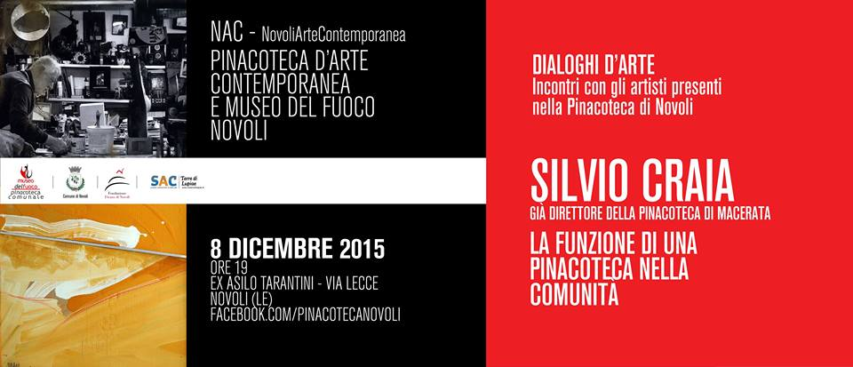 Dialoghi d'arte - incontro con Silvio Craia