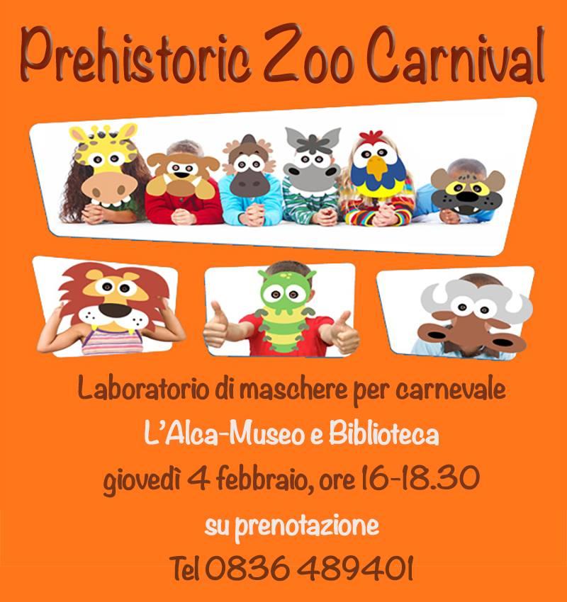 Prehistoric Zoo Carnival