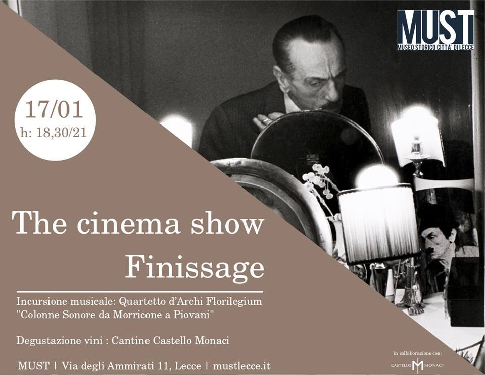 The cinema show - finissage