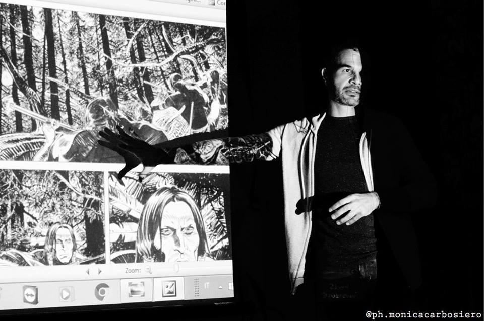 Workshop con Mario Milano