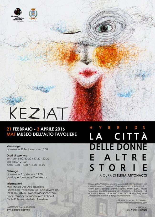 Keziat - La città delle donne e altre storie