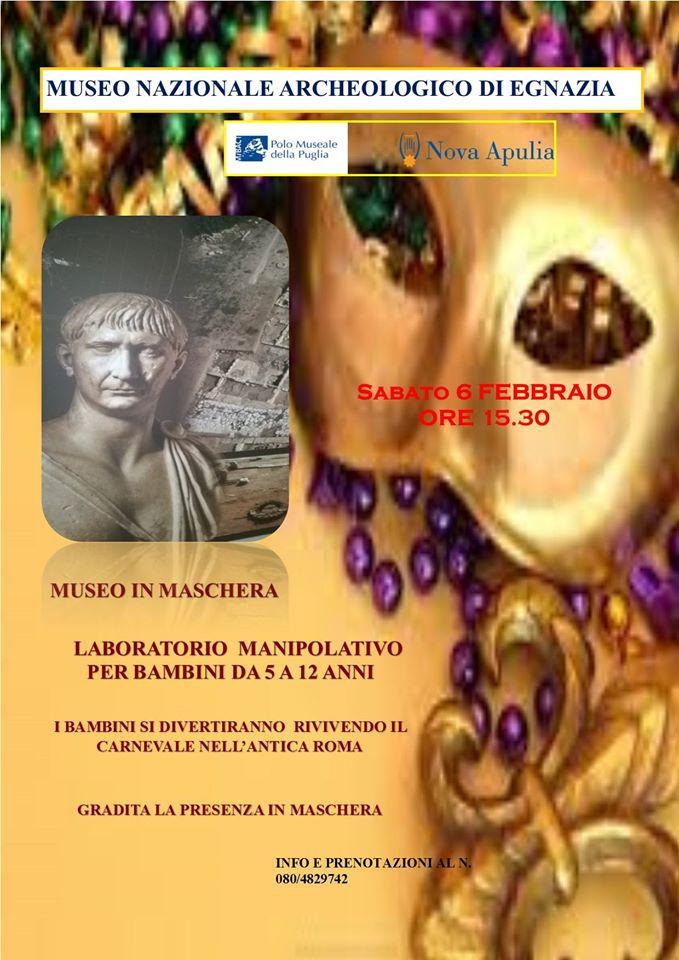 Museo in Maschera a Egnazia