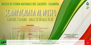 2 giugno Scampagnata al Museo