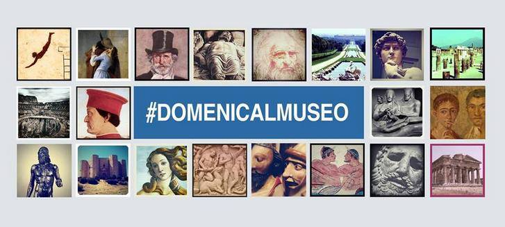 #domenicalmuseo
