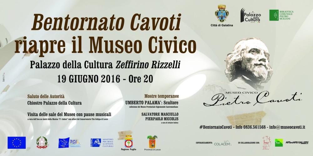inaugurazione Cavoti