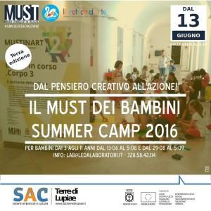 Summer Camp MUST
