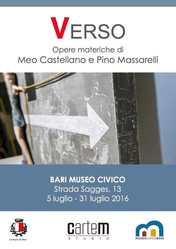 Verso al Museo Civico di Bari