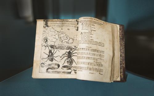 Athanasius Kircheri - Magnessive, Sive de arte magnetica opus tripartitum, 1643