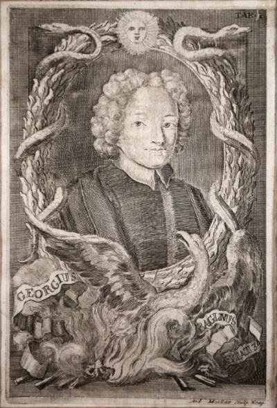 Giorgio Baglivi (Ragusa di Dalmazia 1668 – Roma 1707)